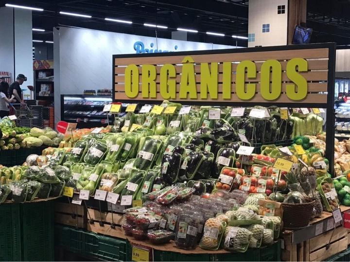 Faturamento do mercado de orgânicos cresceu 20% em 2018
