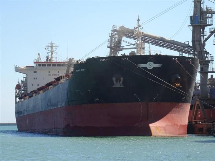 Porto de Santos recebe maior navio de fertilizantes de sua história