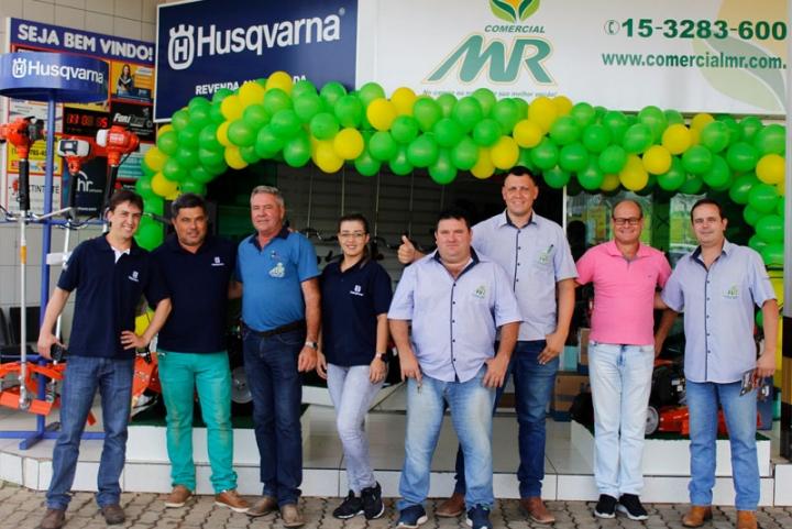 Nova Unidade Comercial MR é Inaugurada em Laranjal Paulista